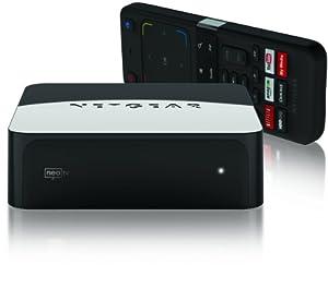 Netgear GTV100-100NAS NeoTV Prime with Google TV