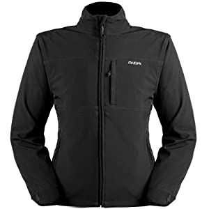 Mobile Warming Mens Classic Softshell Jacket, Black, 2X-Large