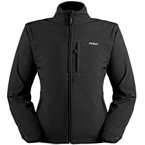 Mobile Warming Classic Mens Black Softshell Textile Motorcycle Jacket - 2X-Large