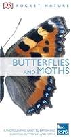 Butterflies and Moths (RSPB Pocket Nature)