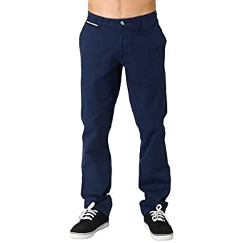 O'Neill Nillson Slim Fit Chino Pant - Blue (32)