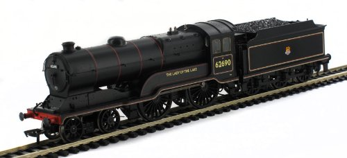Bachmann LNER Class D11/2 62690 'The Lady of the Lake' BR Black Early Emblem