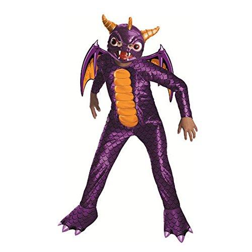 Rubies Boys Skylanders Spyro Costume & Mask
