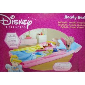 Ready Bed DISNEY PRINCESS ready bed foot pump