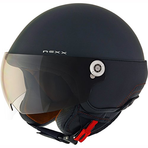 Motorcycle Nexx X60 Cosmopolis Helmet Matt Black M UK
