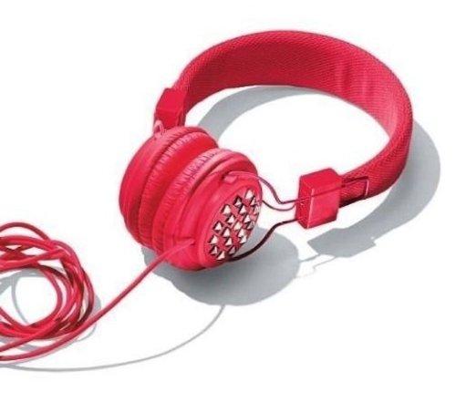 Victoria'S Secret Dj Headphones Pink With Studs