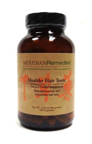 Meridian Remedies - Healthy Hair Tonic
