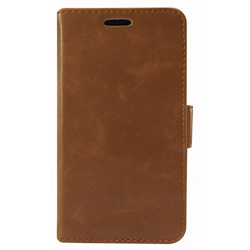 DMG Back Cover for Micromax Canvas Android One A1 (Brown)
