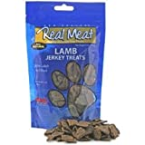Canz Real Meat JERKY Healthy Cat & Dog Reward Treats LAMB 12 oz