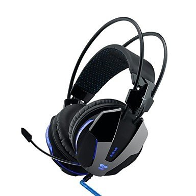 E-3Lue 705 Blue Light Gaming Headphone With Microphone
