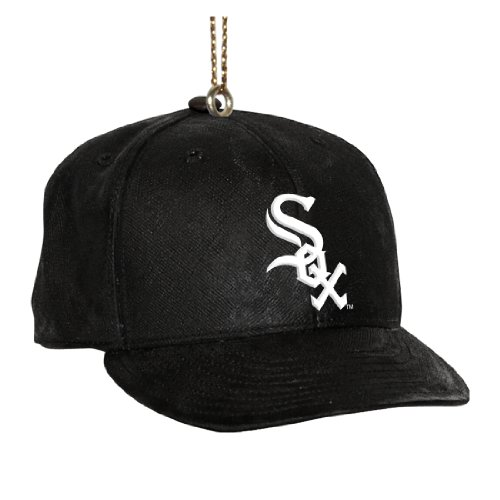 MLB Chicago White Sox Baseball Cap Ornament at Amazon.com