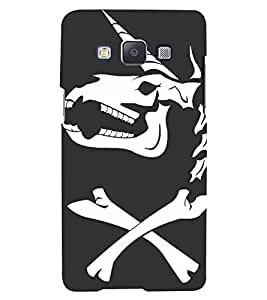 Samsung Galaxy A5 MULTICOLOR PRINTED BACK COVER FROM GADGET LOOKS