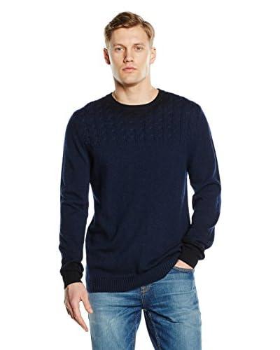 Guess Pullover Gregoire [Blu Scuro]