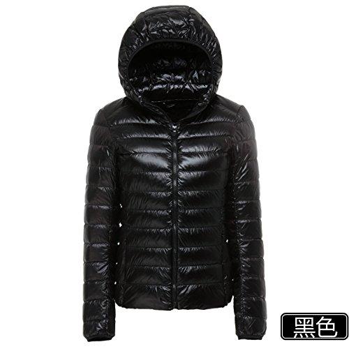 WJP donne ultra leggero rivestimento Packable gi? Outwear tampone piumino W-1586
