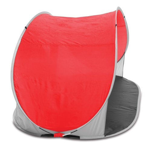 Ikea Wind Sun Pop Up : Picnic time manta portable pop up sun wind shelter red