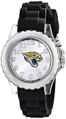 "Game Time Youth NFL-FLB-JAC ""Flash Black"" Watch - Jacksonville Jaguars"