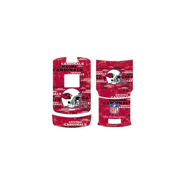 NFL   Arizona Cardinals   Arizona Cardinals   Blast   Motorola RAZR V3   Skinit Skin Cell Phones & Accessories
