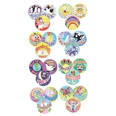 TEPT6490 - Stinky Stickers Variety Pack - 1