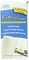 ExtendShake Vanilla 5-Count Servings
