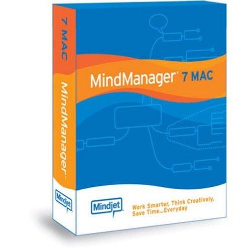 Mindjet Mindmanager Mac 7