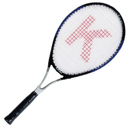 カイザー(kaiser) 硬式テニスラケット(一体成型) ブルー×ブラック×シルバー KW-928