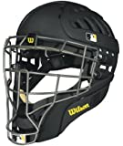 Wilson Shock Fx 2.0 Titanium Umpire's Helmet, One size, 7-7 5/8-Inch