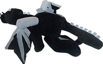 Daffodill Mine World Craft Deluxe Stuffed Ender Dragon Plush, 26 Inch by Daffodill