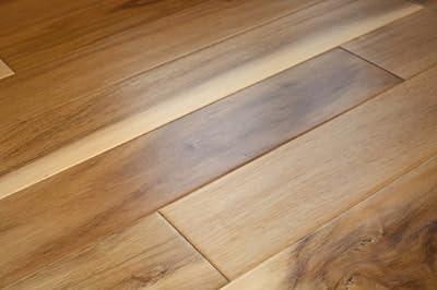 Elk Mountain Acacia Natural 5 x 1/2 Hand Scraped Engineered Hardwood Flooring FH242 SAMPLE
