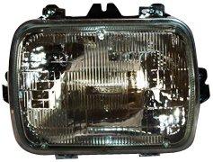TYC 22-1001 Chevrolet Passenger Side Headlight Assembly (96 Gmc Yukon Headlight Assembly compare prices)
