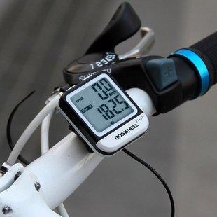 Cosmos ® Black 20-Function Bike Computer/cyclometer/speedometer+Cosmos Cable Tie