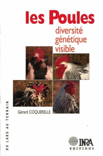 Les poules: Diversité génétique visible