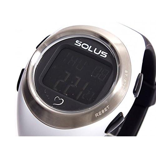 [ソーラス] SOLUS 腕時計 心拍計測機能付き デジタル 01-800-205 [ユニセックス]