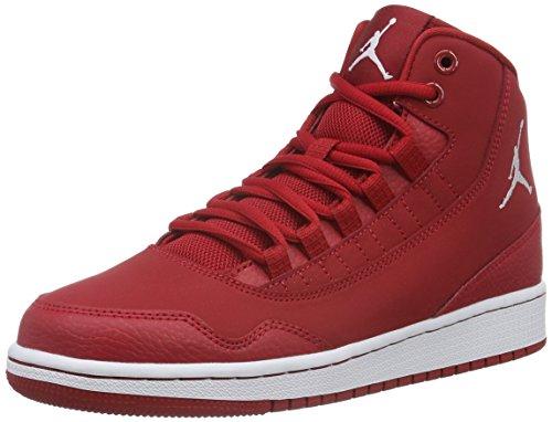 Nike Jordan executive bg - Scarpe da basket, Uomo, colore Rosso (gym red/white-white), taglia 38.5