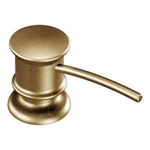 Moen 3944BB 16-Ounce Soap and Lotion Dispenser, Brushed Bronze