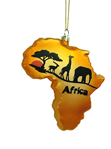 African Animals Ornament