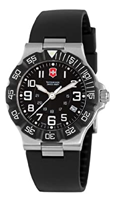 Victorinox Swiss Army Men's 241343 Summit XLT Black Dial Watch