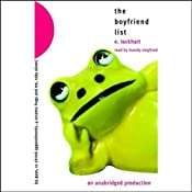 The Boyfriend List: A Ruby Oliver Quartet Novel | [E. Lockhart]