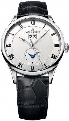 Maurice Lacroix Masterpiece Tradition Grande Date Gmt Mp6707-Ss001-112