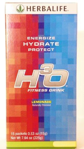 Herbalife H3O Fitness Drink Hydrate 225G Lemonade