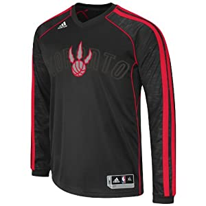 NBA Toronto Raptors On-Court Shooting Jersey by adidas
