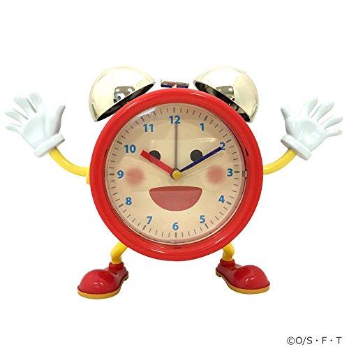 めざましくん時計 (加藤アナバージョン)