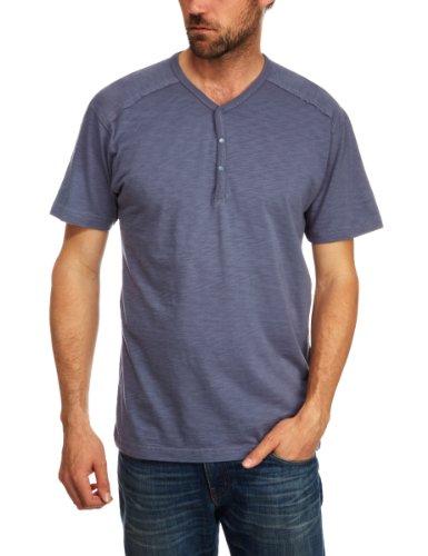 Bench Eunice Plain Men's T-Shirt Folkstone Grey Small