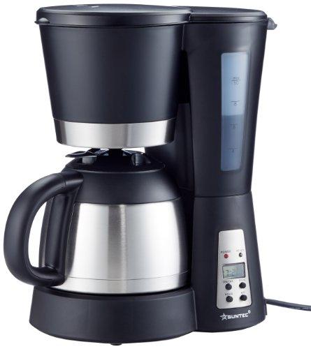 Kaffeemaschine mit Timer und Thermoskanne  ~ Kaffeemaschine Zeitschaltuhr