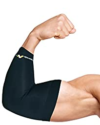 Copperside Athletics Premium Copper Compression Elbow Sleeve - GUARANTEED Recovery & Healing-Performance for Muscle and Joint Support - Top Notch Quality-Comfortable to Wear - Not a Tommie Fit Brace