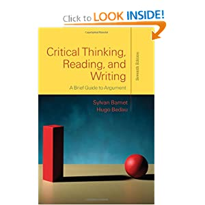 critical thinking reading and writing pdf