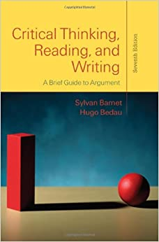 open questions readings for critical thinking and writing Critical thinking: a literature review  in constructing assessments of critical thinking, educators should use open-ended tasks,  formulating good questions.