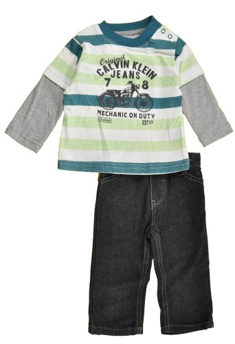 Newborn Boys Outfits back-417401