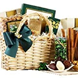 Sweet Charms Gourmet Food & Snacks Gift Basket - SMALL