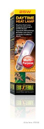 Exo Terra Sun-Glo Neodymium Lamp - 25 Watts