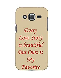 PickPattern Back Cover for Samsung Galaxy J2
